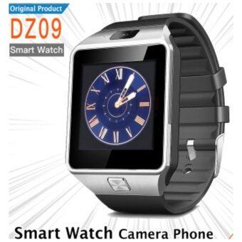 Smart Watch Phone รุ่น DZ09 (สีดำ) กล้องนาฬิกาบูลทูธ ใส่ซิมได้ Bluetooth Smart Watch SIM Card Camera