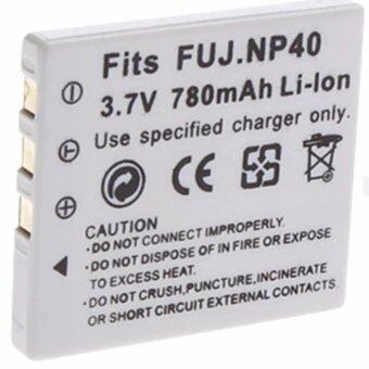 แบตกล้องฟูจิ รหัสแบต NP-40 FNP40 / Kod KLIC-7005 แบตเตอรี่กล้อง Fujifilm FinePix F610 Zoom, F650, F700, F710, F810, F811, J50, V10, Z1, Z2, Z3 Zoom, Z5 fd ...