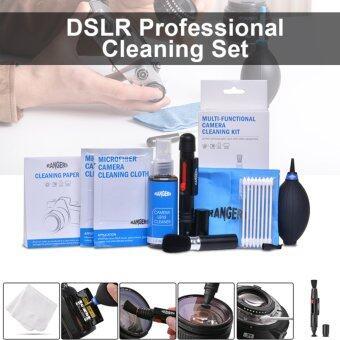 รีวิวสินค้า Rangers 9in1 ชุดอุปกรณ์ทำความสะอาดพร้อมด้วย น้ำยาทำความสะอาดปราศจากแอลกอฮอล์และสารพิษ สำหรับทำความสะอาดเลนส์กล้อง DSLR และเครื่องใช้ไฟฟ้าอื่นๆ ข้อมูล