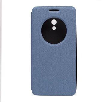 ASUS เคส Zenfone 6 sleep mode function (สีน้ำเงิน)