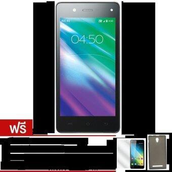 AIS LAVA 4G VoLTE 4.5 8GB(iris 755)(Black) ฟรีเคส+ฟิล์ม+โทรฟรี 2700 บาท