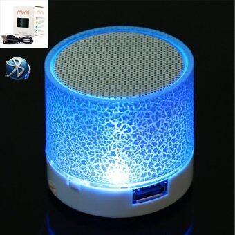 CCD ลำโพงบลูทูธพกพามีไมค์ในตัว Mini Bluetooth Speaker Build-in Microphone S10U มีไมค์ในตัว (สีดำ)