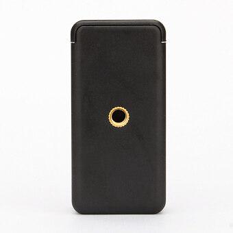 คลิปบูธโทรศัพท์ถือขาตั้งใส่วงเล็บโมโนพ็อดอะแดปเตอร์สำหรับจีพีเอสโทรศัพท์มือถือ (สีดำ)