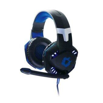 PENTAGONZ หูฟัง เกมมิ่ง 7.1 รุ่น Lykaios (สีดำ)