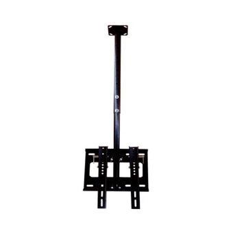 Atomicbuys ขาแขวนทีวีติดเพดาน TV 19 - 32 นิ้ว รุ่น C1(Black)