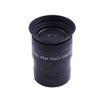 Fully Coated HD 1.25 Inch 4mm Eyepiece Plossl Eyepiece Lens For Telescope Accessory - intl ราคาถูกที่สุด ส่งฟรีทั่วประเทศ