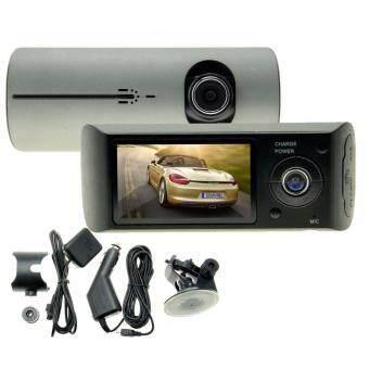 HD DVR กล้องติดรถยนต์ รุ่น R300