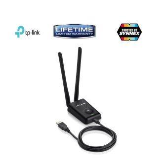 TP-LINK Wireless USB Adapter 300Mbps รุ่น TL-WN8200ND (Black)-LifeTime By Synnex,Tp-link ServiceCenter