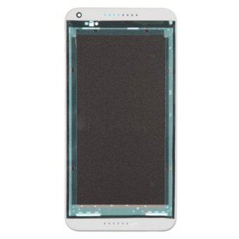 Harga iPartsBuy Front Housing LCD Frame Bezel Plate Replacement for HTC Desire 816(White)