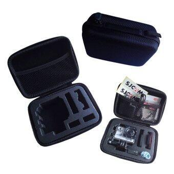 Took-Tee-Sood กระเป๋าใส่กล้อง for SJCAM, Sport Cam or GOPRO size M (สีดำ)