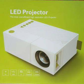 I-Smart มินิโปรเจคเตอร์ขนาดพก Portable LED Mini projector รุ่น G310รองรับ USB/SD/AV/HDMI