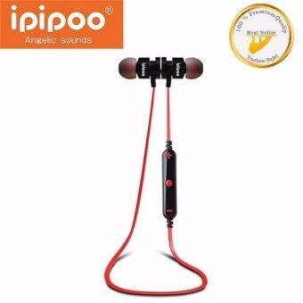 Awei IPIPOO รุ่น iL93BL Wireless Bluetooth Sports Stereo Earphone (ดำแดง)(Black)