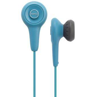 AKG Y10 Portable Stereo (Blue) หูฟังน้ำหนักเบา