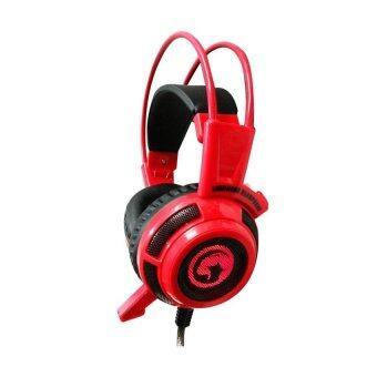 MARVO หูฟังเกมมิ่ง รุ่น HG8958 (สีแดง)