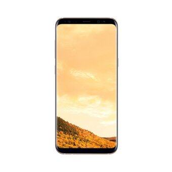 check ราคา Samsung Galaxy S8+ (Maple Gold) ข้อมูล