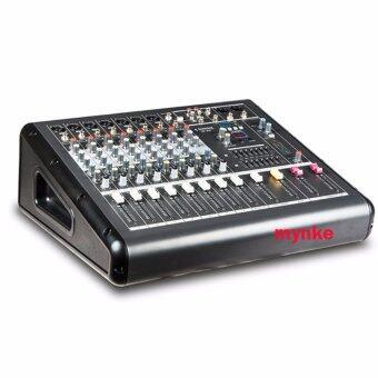 เพาเวอร์มิกเซอร์ 9CH 450 W x2 POWER MIXER เครื่องขยายเสียง SOUND BEST SP-9G
