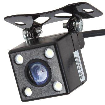กล้องมองหลัง รุ่น RC-08 ไฟ LED (Black)