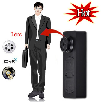 Harga Hidden DV Spy Camera Button Video Mini Cam DVR Camcorder VoiceRecorder - intl