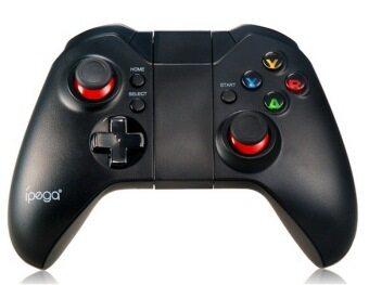 iPega จอยเกมส์บลูทูธไร้สาย สำหรับสมาร์ทโฟน รุ่น IPEGA PG- 9037 - สีดำ