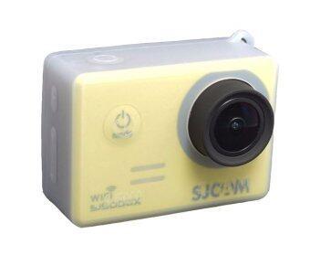 SJCAM sj 5000 silica Cover ซิลิโคอ่อนสำหรับป้องกันกล้องSJCAM SJ 5000,SJ 5000 wifi , SJ 5000+ , SJ 5000X