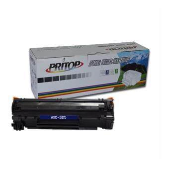 PRITOP Axis/ Canon Laser Shot MF3010, LBP6000 ใช้ตลับหมึกเลเซอร์เทียบเท่ารุ่น Canon 325 (BK) Black Pritop