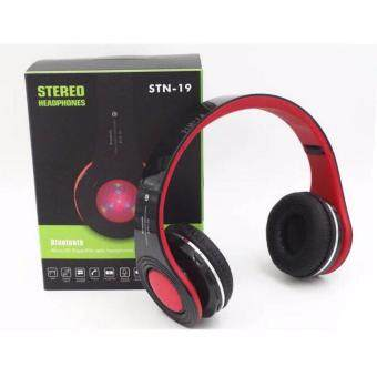 Anbebe หูฟังบลูทูธ ไร้สายแบบครอบหู Wireless Bluetooth Headphone Stereo รุ่น STN-19