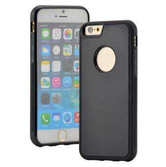 mega tiny iphone 7 สีดำ anti gravity case เคสดูดกระจก