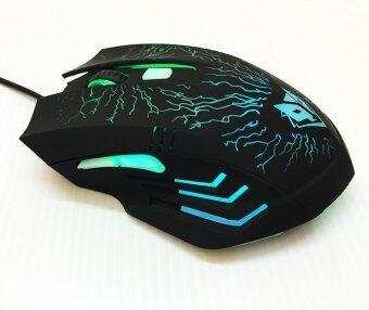 check ราคา Nubwo RAIDEN Game Mouse รุ่น NM-68 (สีดำ) check ราคา
