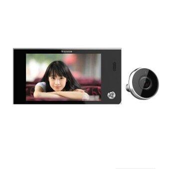 Mastersat กล้องตาแมว ติดประตู จอ LCD 3.5'' เห็นชัด 120'