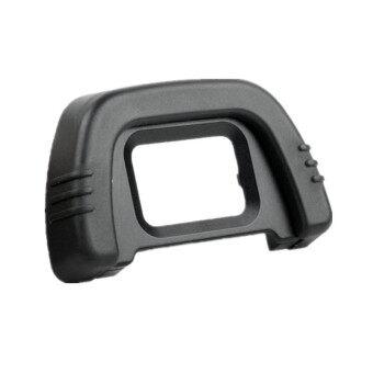 DK-21 ยางถ้วยล้างตาสำหรับ Nikon DSLR (สีดำ)