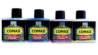 COMAX หมึกเติม CANON Pack 4 สี@110ml. (BK/C/M/Y)