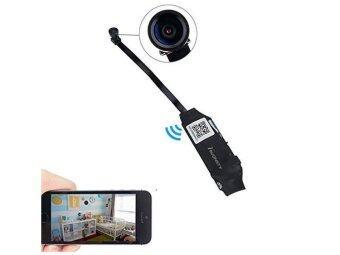 PK TECH กล้องวงจรปิดไร้สาย Mini Wifi P2P 720P HD Security Hidden Camera Motion Detective