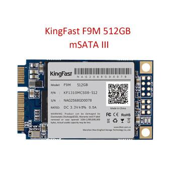 KingFast F9M SSD 512จิกะไบต์ mSATA3.0 6Gbps แข็งรัฐไดรฟ์ MLC แฟลชสำหรับเครื่องพีซี