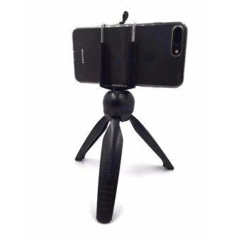 jenny2shop ขาตั้งกล้องหรือโทรศัพท์ รุ่น 228 (black)