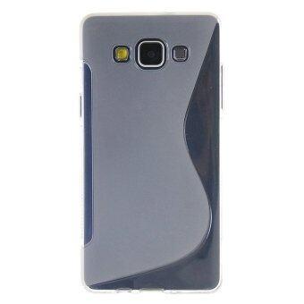 Vococal TPU เคสป้องกันสำหรับ Samsung Galaxy A5 (ความโปร่งใส)