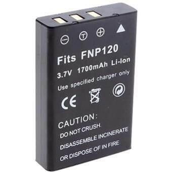 แบตกล้อง รหัสแบต NP-120 FNP120 แบตเตอรี่กล้องฟูจิ Fujifilm Fujifilm FinePix F10 Zoom, M603 , FinePix603 Battery for Fuji