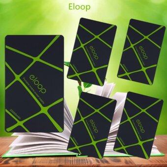 Eloop Power Bank แบตสำรอง พาวเวอร์แบงค์ ชาร์จไว ขนาดเล็ก Mini Power Suppy Portable 20000mAh (Black)pack 5pcs