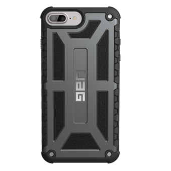 Harga UAG MONARCH IP7 Plus/6S Plus - Black