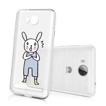 Hug Case TPU เคส Huawei Y3 II เคสโทรศัพท์พิมพ์ลาย Rab เนื้อบาง 0.3 mm