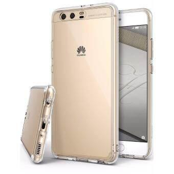 Huawei Absorbtion Anti-shock Case เคสกันกระแทกระดับ Military Grade ของแท้ สำหรับ Huawei P10 Plus สีใส - Clear