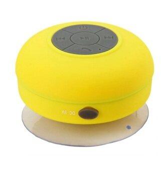 DT ลำโพงบลูทูธกันน้ำ Waterproof Bluetooth Speaker BTS-06 (สีเหลือง)