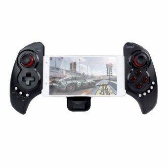 IPEGA 9023 joystick เกมส์คอนโทรลเลอร์ บลูทูธไร้สาย, JoyPad, Bluetooth Game Controller , GamePAD รุ่น PG-9023 - สีดำ(Black)