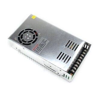 Mastersat กล่องรวมไฟ (แบบรังผึ้ง) 9 Ch. 12V 40A 500W สำหรับกล้องวงจรปิด ไม่ใช้ อแดปเตอร์ Switching Power Supply