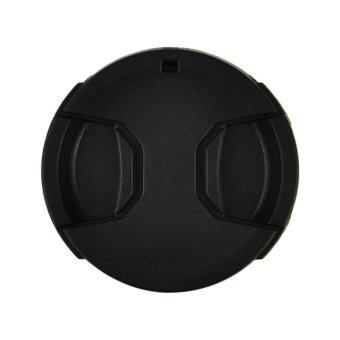 Harga KIWIFOTOS 43mm Snap-on Center Pinch Front Lens Cap Filter Cover for Sony Canon Nikon Fujifilm - intl