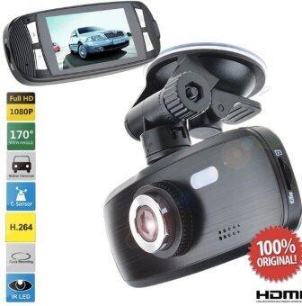 G1W กล้องติดรถยนต์ Full HD WDR รุ่น G1W ชิพ NT96650 - สีดำ