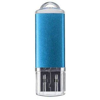 64GB USB 2.0 Flash Drive Memory Stick Multicolor Storage Thumb U-Disk Blue