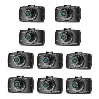 good Car Cameras กล้องติดรถยนต์ รุ่น G30C (Black) แพ็ค10 ชิ้น