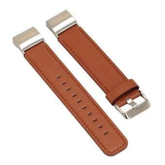 Fitbit Charge 2 Leather Band สายหนังพรีเมี่ยม