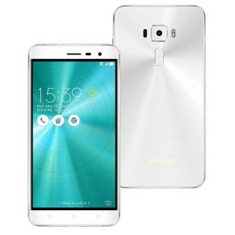 ASUS ZENFONE 3 ZE552KL-1B057TH /Octa-Core/Ram 4GB/64GB/5.5''/กล้องหลัง 16MP/กล้องหน้า 8MP (White)