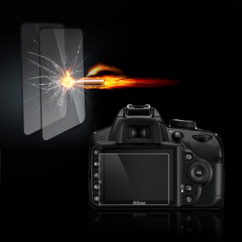 โอ้แก้วดาราหน้าจอ lcd กล้องอารมณ์ยามคุ้มกันสำหรับ Nikon D750/DF (ในประเทศ)